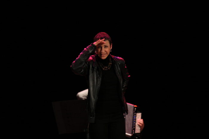 Anna Maria Castelli cantante attrice