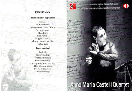 Ankara Jazz Quartet aprile 2003