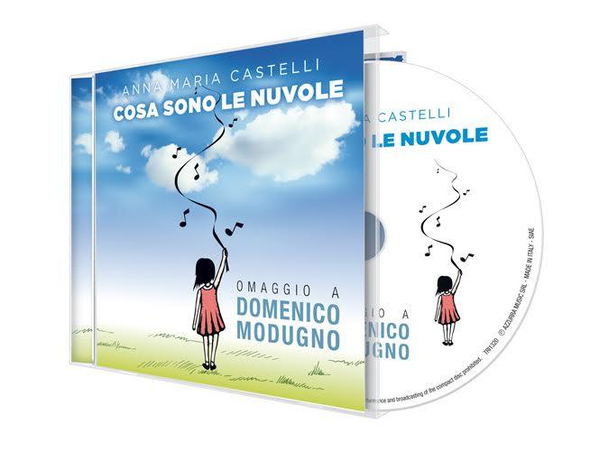 CD Anna Maria Castelli - Cosa Sono le Nuvole
